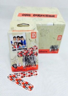 Pack of 20 One Direction plasters (Code 1171)